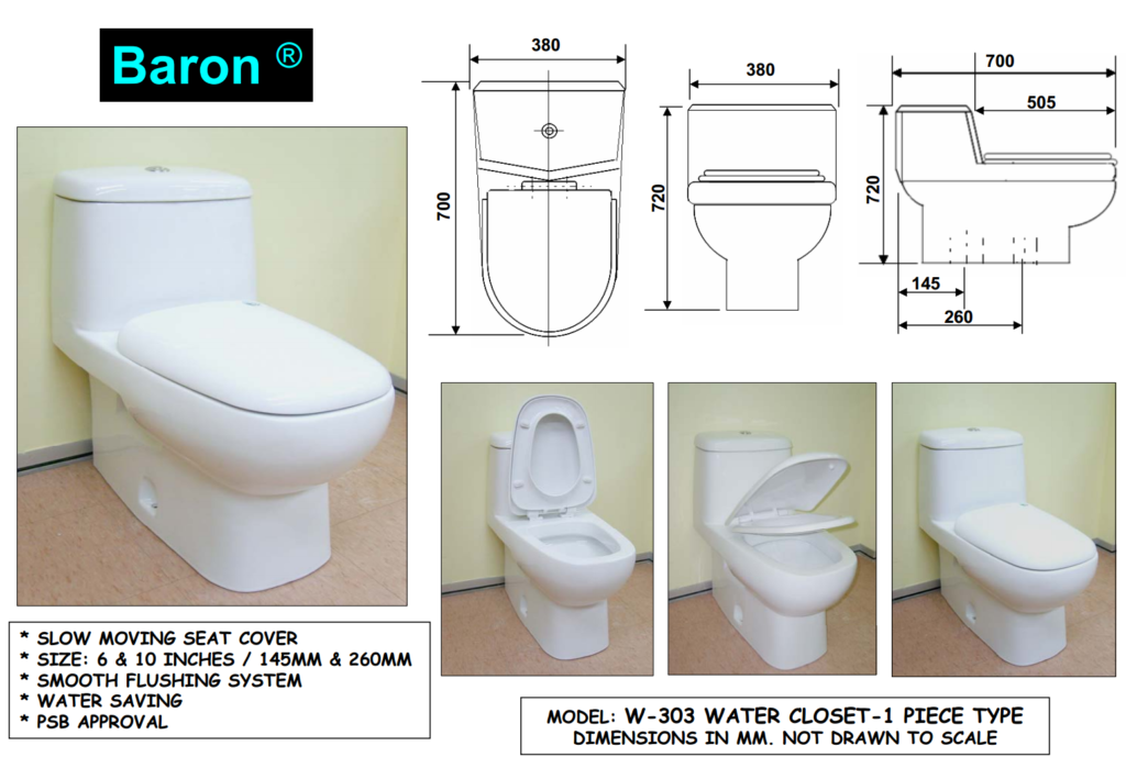 Picture of: Water Closet Singapore Image Of Bathroom And Closet